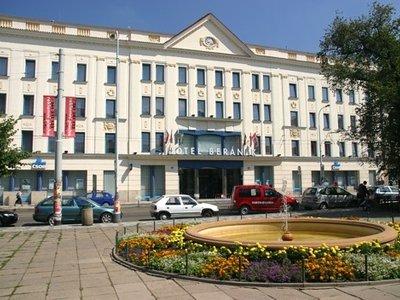 Отель Beranek Hotel 2* Прага Чехия