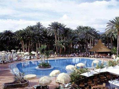 Отель Palm Beach 5* о. Гран Канария (Канары) Испания