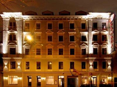 Отель Rixwell Gertrude Hotel 4* Рига Латвия