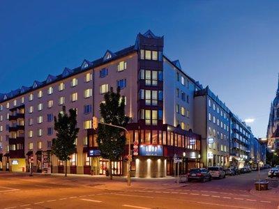 Отель Tryp Munchen 4* Мюнхен Германия