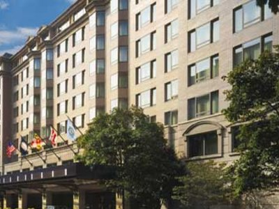 Отель Fairmont Washington DC 5* Вашингтон США