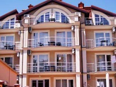 Отель Фараон 3* Затока Украина