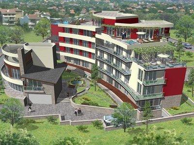 Отель Галатея 3* Варна Болгария