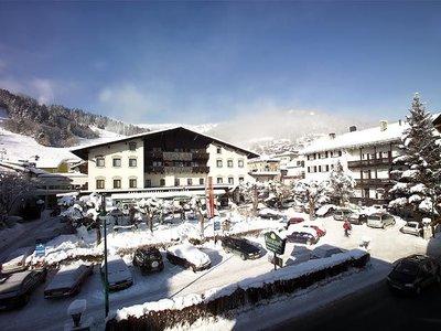 Отель AlpenParks Parkhotel Zell am See 3* Цель ам Зее Австрия