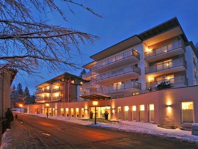 Отель Alpenparks Residence Bad Hofgastein 4* Бад Хофгаштайн Австрия