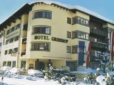 Отель Grieshof Hotel 4* Санкт-Антон Австрия