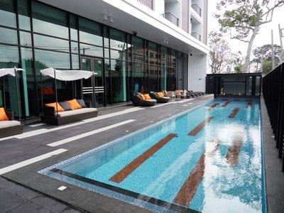 Отель TSix5 Hotel 3* Паттайя Таиланд