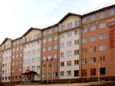 Отель Tomo Conference Hotel 3* Рига Латвия