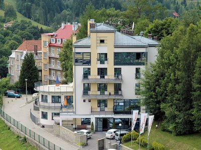 Отель Exploris 3* Крыница Польша