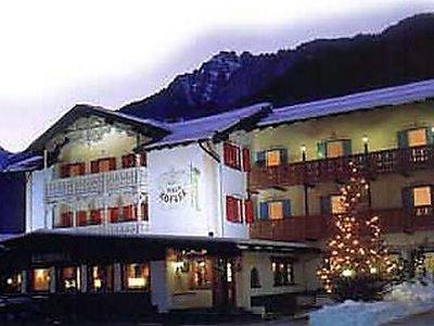 Отель Villa Kofler 2* Кампителло-ди-Фасса Италия