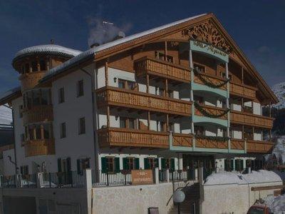 Отель Alpenrose 3* Арабба - Мармолада Италия