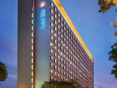 Отель Ibis Singapore on Bencoolen 3* Сингапур Сингапур