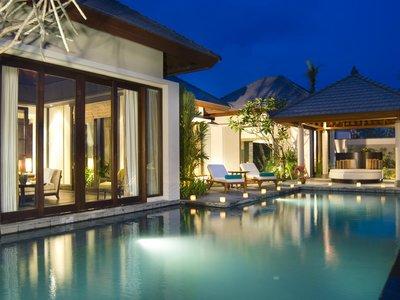 Отель Banyan Tree Ungasan 5* Джимбаран (о. Бали) Индонезия