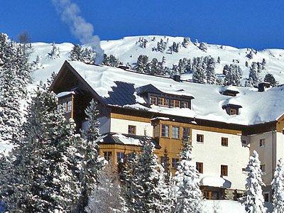 Отель Zirbenhof 3* Пицталь Австрия