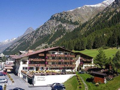 Отель Sonnblick Hotel 3* Пицталь Австрия