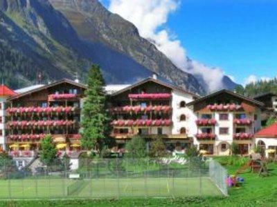 Отель Verwohnehotel Wildspitze 4* Пицталь Австрия