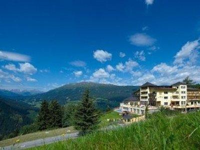 Отель Natur & Spa Hotel Panorama 4* Пицталь Австрия