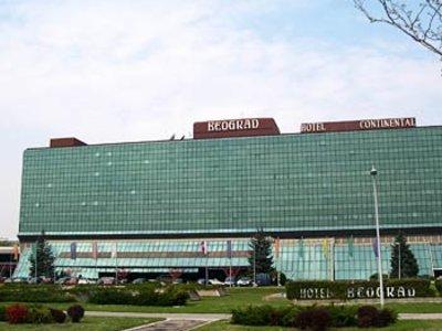 Отель Continental Hotel Beograd 5* Белград Сербия