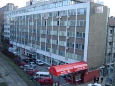 Отель Rex Hotel (Hotel Turist) 3* Белград Сербия