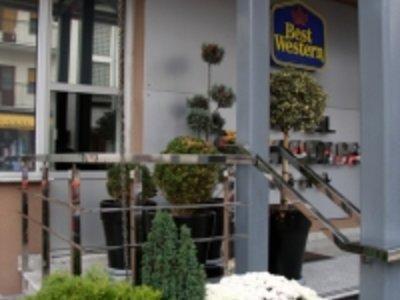 Отель Best Western Sumadija 4* Белград Сербия