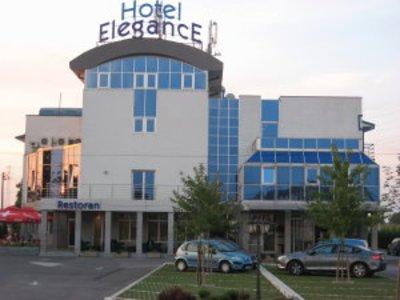 Отель Elegance Hotel 3* Белград Сербия