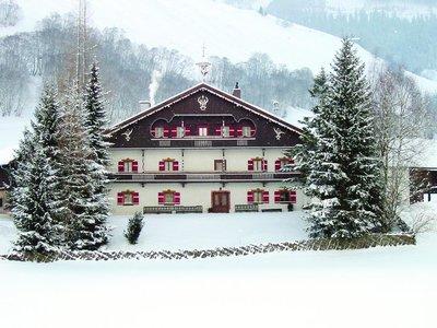 Отель Bauerhof Krotmoos Apts 2* Цель ам Зее Австрия