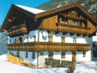 Отель Appartmenthaus Raudaschl Apts 2* Зельден Австрия
