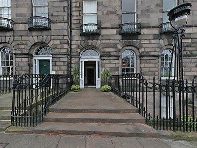 Отель Adria House 2* Эдинбург Великобритания