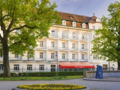Отель Herzoghof Hotel 4* Баден Австрия
