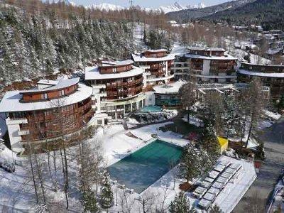 Отель Alpenkonig Hotel 5* Зеефельд Австрия