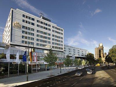 Отель Palace Berlin Hotel 5* Берлин Германия