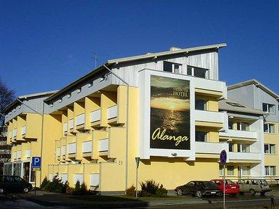 Отель Alanga Hotel 3* Паланга Литва