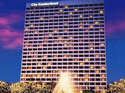 Отель City Garden Hotel 3* Гонконг Гонконг