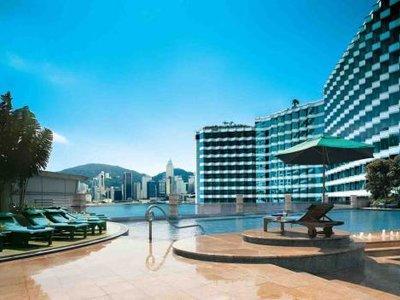 Отель Harbour Plaza Metropolis 4* Гонконг Гонконг