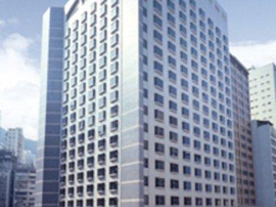Отель The Empire Hotel Hong Kong Wan Chai 3* Гонконг Гонконг