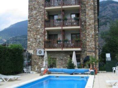 Отель Hotel Prats 3* Ордино-Аркалис Андорра