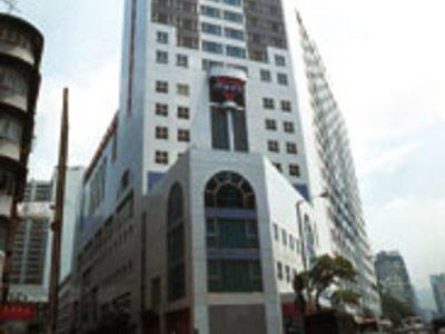 Отель Ymca-Waterloo Hotel 3* Гонконг Гонконг