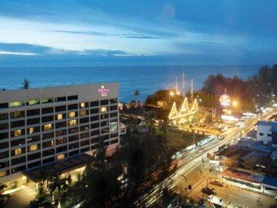 Отель Holiday Inn Resort Penang 4* о. Пенанг Малайзия