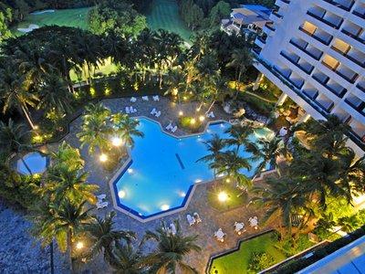 Отель Equatorial Penang Hotel 4* о. Пенанг Малайзия