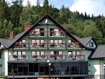 Отель Zimnik Hotel 3* Щирк Польша
