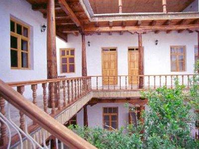Отель Salom Inn 3* Бухара Узбекистан