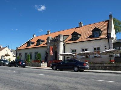 Отель Arensburg 3* Сааремаа Эстония