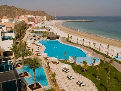 Отель Radisson Blu Resort Fujairah 5* Фуджейра ОАЭ