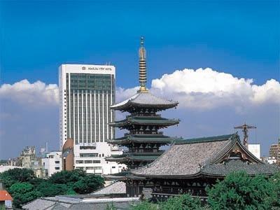Отель Asakusa View 4* Токио Япония