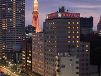 Отель Atagoyama Tokyu Inn 4* Токио Япония