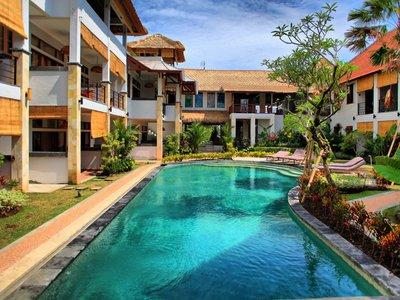 Отель Ecosfera 3* Кута (о. Бали) Индонезия