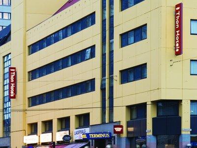 Отель Thon Hotel Terminus 4* Осло Норвегия