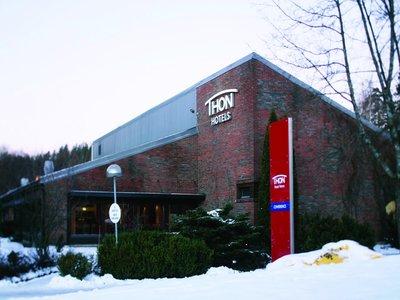 Отель Thon Hotel Vettre 4* Осло Норвегия