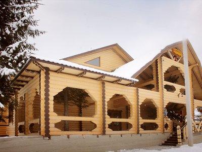 Отель Кептарик 3* Яблуница Украина - Карпаты