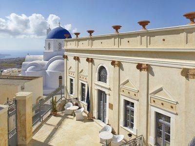 Отель Zannos Melathron 5* о. Санторини Греция